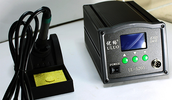 Lead Free ESD Safe Temperature Controlled soldering station